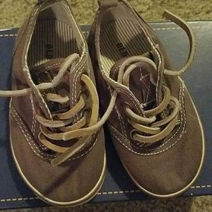 Adorable boat shoes